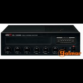 Amplificador de sobremesa de 30W r.m.s. PA-1000B Golmar