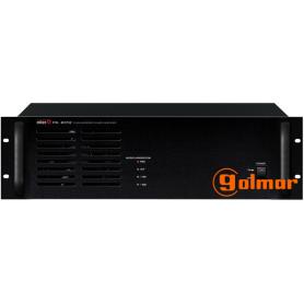 Amplificador de 120W r.m.s. PA-6312 Golmar