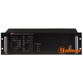 Amplificador de 360W r.m.s. PA-6336 Golmar