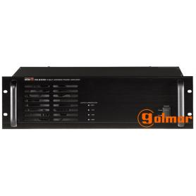 Amplificador de 480W r.m.s. PA-6348 Golmar