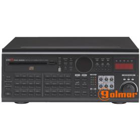 Amplificador de sobremesa de 2 X 300W r.m.s. PAC-5600 Golmar