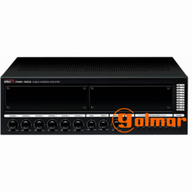 Amplificador de sobremesa de 480W r.m.s. PAM-480A Golmar