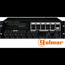 Amplificador de sobremesa de 240W r.m.s. PAM-520 Golmar