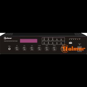 Amplificador de sobremesa de 40W r.m.s. G-40TU Golmar