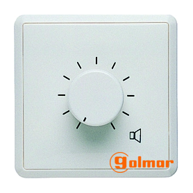 Atenuador inductivo a línea 100V de 50 vatios RLR-150R Golmar