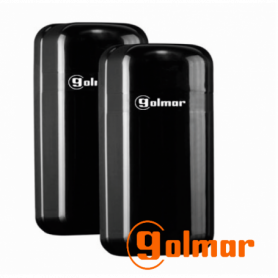 Barrera infrarroja para exterior EL60RT2PH-120 Golmar