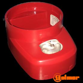 Base con luz BL300 para sirena SIR300 Golmar