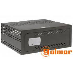 Caja fuerte especial para DVR y NVR. CASE-100 Golmar