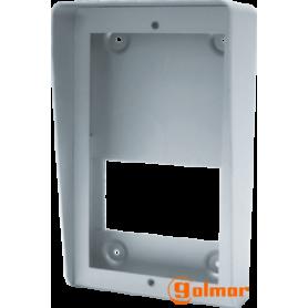Caja de superficie con visera integrada 875/AL Golmar