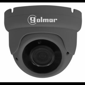 Cámara tipo domo AHD4-2813DA gama ECO 1080p Golmar