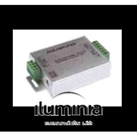AMPLIFICADOR RGB+W SALIDA 4 CANALES DC12/24V de Iluminia