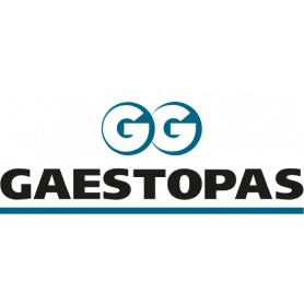 "TOMA DE GOMA""ARGO BLACK"" 16A 2P+T IP44 GAESTOPAS"
