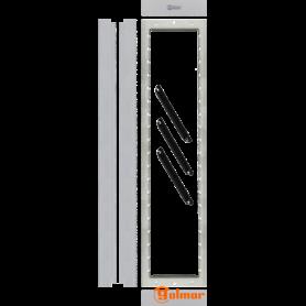 Kit de montaje N6004/AL Golmar