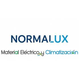 Marco de empotrar  Signal Antracita de NormaLux.