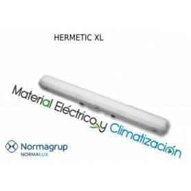 Alumbrado de emergencia HermeticXL 1960lm Gris