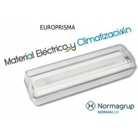 Alumbrado de emergencia Europrisma 270lm Blanco