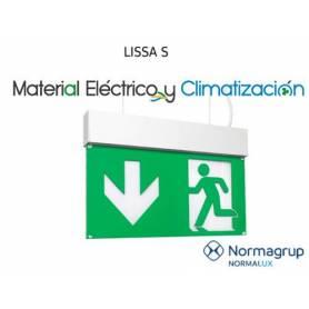 Alumbrado de señalización Lissa LNE3 de NormaLux
