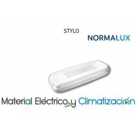 Alumbrado de emergencia Stylo 40lm de NormaLux