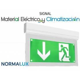 Alumbrado de Señalización Signal 50lm Aluminio de NormaLux