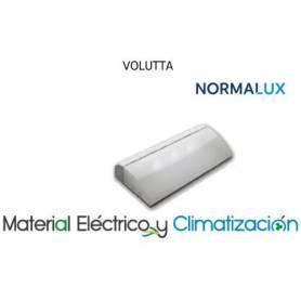 Alumbrado de emergencia Volutta 285lm Aluminio de NormaLux