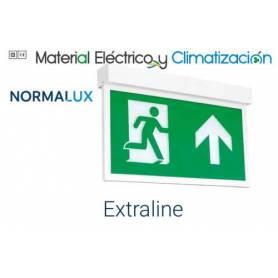 Alumbrado de emergencia Extraline 100lm de NormaLux