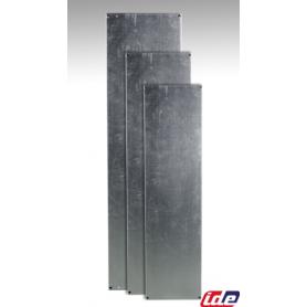 PLACA METÁLICA TOTAL LISA 1800x1600 (2 PLACAS) MARCA IDE