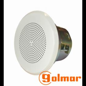 Difusor de techo de empotrar de 6 vatios VES-561T Golmar