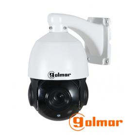 "Domo IP ONVIF PTZ-20X5IPM de 4,5"" Golmar"