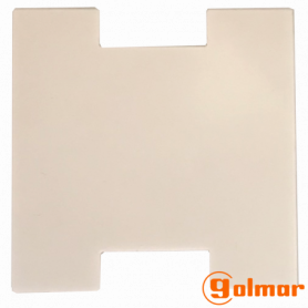 Adhesivo para pulsadores de pared A2F Golmar