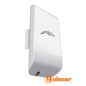 Punto de enlace CPE-513 de 5GHz con antena integrada de 13dBi Golmar