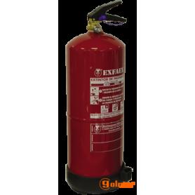 """Extintor portátil """"PI-6"""" polvo ABC Golmar"""