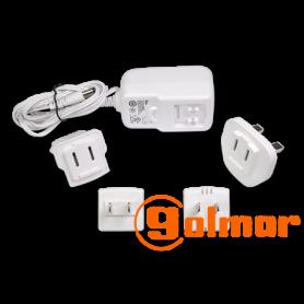 Fuente de alimentación para cámaras IP de intrusión PS-CAM Golmar