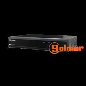 Grabador profesional NVR-432 para cámaras IP Golmar