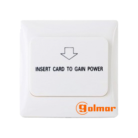 Interruptor con ranura para suministro de alimentación ESS Golmar