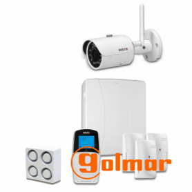 Kit de intrusión y vídeo verificación KIT-GM432PK-CAM Golmar