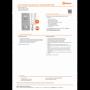 Kit comunitario de audio para 4 viviendas E5204/T-562 Golmar