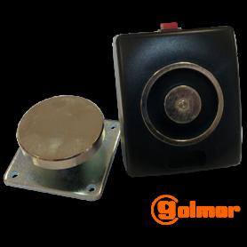 Electroimán E/403OP con desbloqueo Golmar