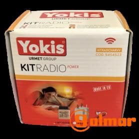 Kit radio regulador conmutador KITRADIOVARVV Golmar