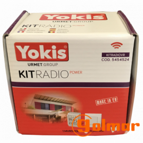 Kit radio persiana KITRADIOVRP Golmar