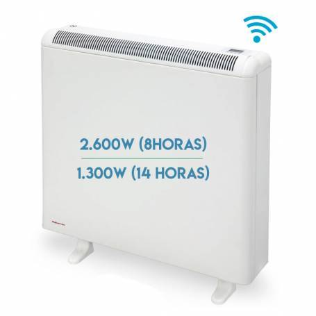 Acumulador de calor Ecombi Plus con Wifi. Modelo ECO40 Plus
