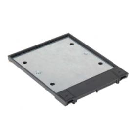 Tapa abatible para caja de suelo regulable o tapa registro pavimento o suelo técnico 6 elementos grafito Simon 500 Cima