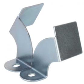 Soporte de fijación individual bajo mesa para perfiles de aluminio Ofiblock Plus y Ofiblock Compact Simon K45
