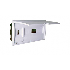 Cajas con compartimiento precintable y distribución de 348x188x55