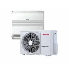 Conjunto Suelo Toshiba Modelo SILVERSTONE 18 5,0KW Toshiba