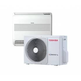 Conjunto Suelo Toshiba Modelo SILVERSTONE 13 3,5KW Toshiba