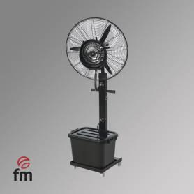 Ventilador Industrial pie nebulizador oscilante 230 w