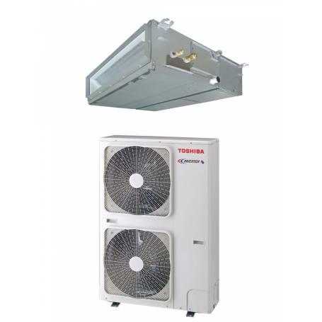 Conjunto Conductos Aire Acondicionado Toshiba SPA DI 110