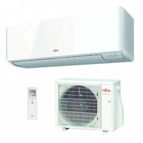 Conjunto Split Aire Acondicionado Fujitsu ASY35UI-KM