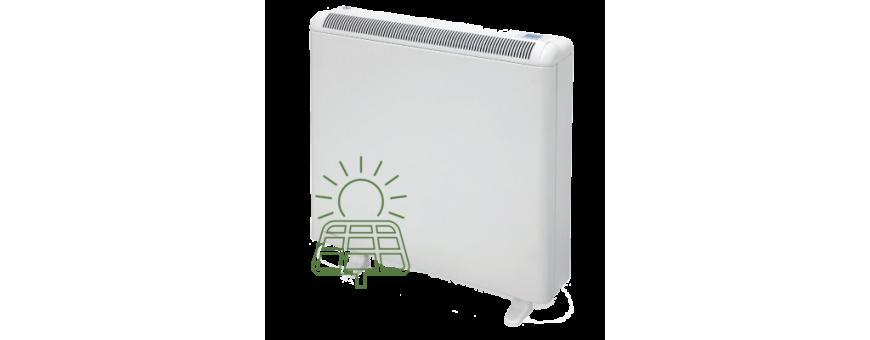Acumuladores de calor Solares